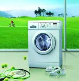 洗衣机的错误使用方法