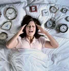 失眠有什么表现形式 经常失眠可能患上精神疾病