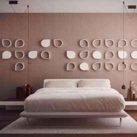 卧室床靠墙好不好 看风水上怎么说