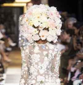 Schiaparelli 2018秋冬巴黎高定时装周