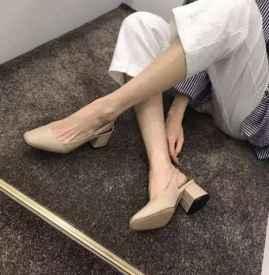 夏天穿什么鞋子好看 你还是只穿高跟鞋吗