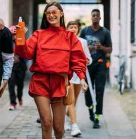 个子矮的香港六合彩公司适合什么衣服 娇小女神们的视觉增高术