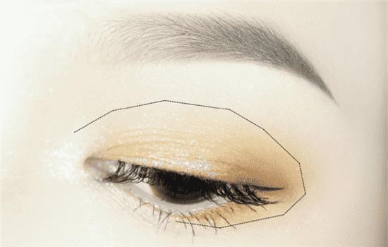 夏天眼妆:黄色眼影 迷倒少男的魅惑 清爽凉透