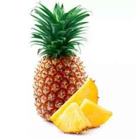 菠萝应该怎么吃