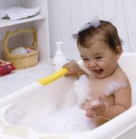 宝宝夏天感冒能洗澡吗