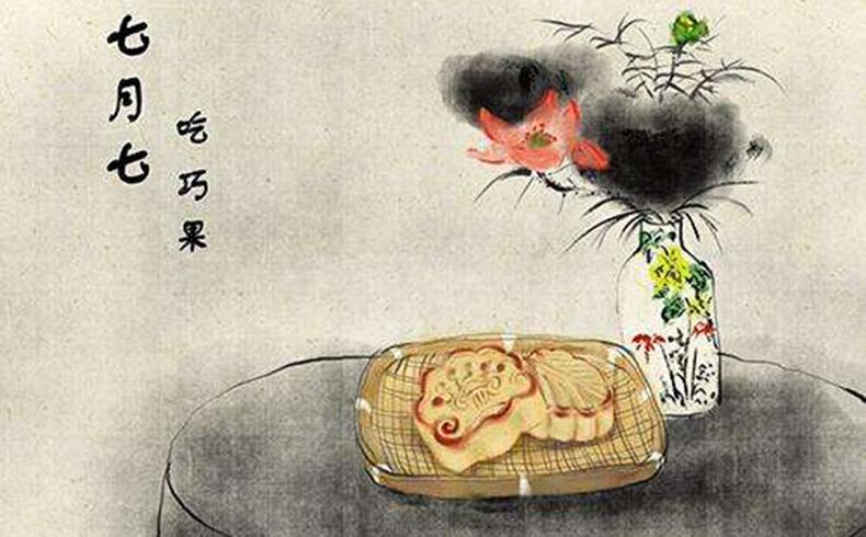 七夕吃什么传统食品