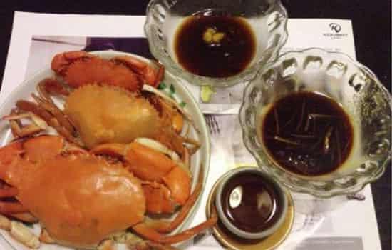 黄酒蒸蟹的做法