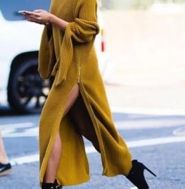 生财有道图库流行穿什么裙子 搭讪率百分百的针织裙