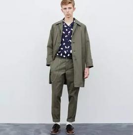 男生秋天穿什么裤子好看 九分锥形裤让你显高又修饰身材