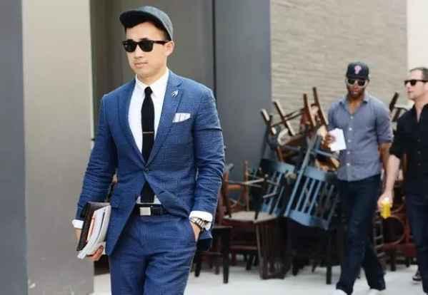 男生秋天戴什么帽子好看 帽子的搭配魅力赶紧来学学
