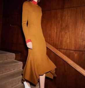 針織裙怎么搭配好看  針織裙秋冬搭配攻略