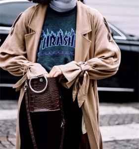风衣和卫衣怎么搭配好看 你穿风衣卫衣?#38590;?#23376;时髦炸了
