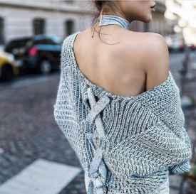 秋冬针织衫怎么穿好看 关于针织衫最时髦的穿法都在这里了