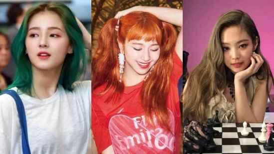 改换发型啦!韩国妹子们的甜美发型了解一下