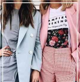 秋冬女生穿什么颜色的衣服好看 这两个颜色穿在一起很贵