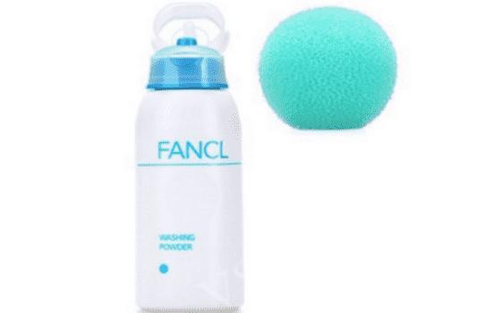 fancl洁面粉成分 洁面能力强的秘密原来在这里