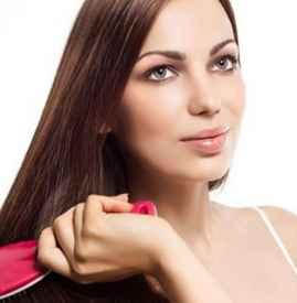 直发膏怎么用 让卷发轻松变直的神器