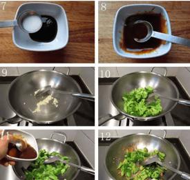 蚝油西兰花的做法