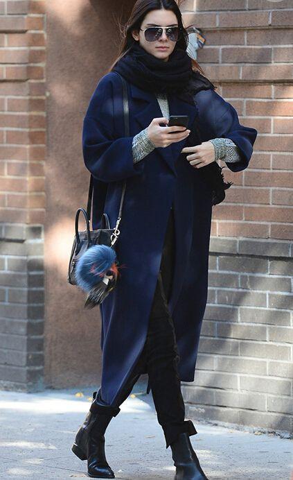 黑色围巾搭配什么衣服 这种搭配你一定要会