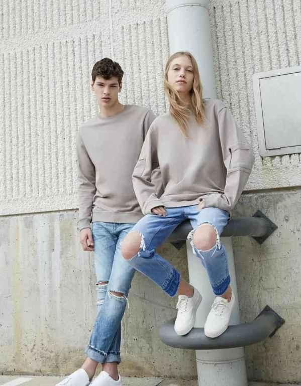 情侣装怎么穿好看 宁可单身也不要穿双胞胎情侣装