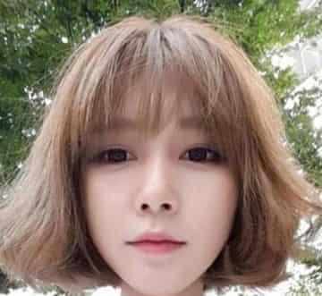 空气刘海搭配什么发型 2018女生超美韩国