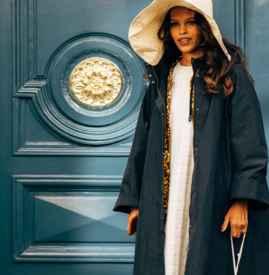 蓝色大衣怎么搭配 如蓝宝石一般璀璨而魅力十足
