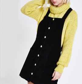 针织衫怎么搭配裙子 复古甜美这么穿准没错