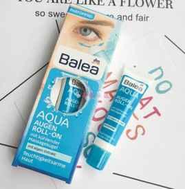 balea滚珠眼霜使用方法 新产品新用法