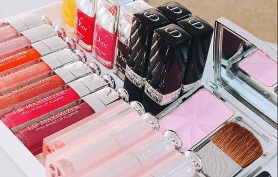 dior2019早春系列 今年春天最少女的彩妆
