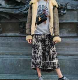 胖人冬天怎么穿裙子 時尚隨性不僅僅是顯瘦
