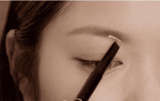 高级脸的眉毛怎么画? 高级就要从眉毛开始