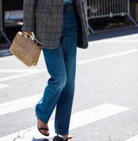 凉鞋怎么搭配秋冬衣服 反季节的叛逆难以捉摸