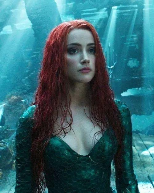 海王女主角扮演者 还没看《海王》,我就彻底被这