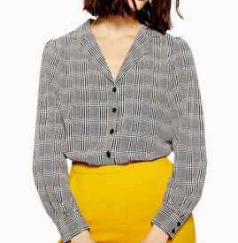 格子衬衫怎么搭配 来自于大本钟下的英伦风情