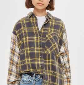 格纹衬衫搭配什么颜色 明亮温柔的冬季暖阳