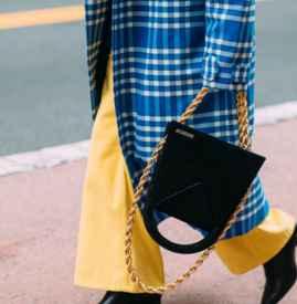 风衣搭配什么挎包 锦上添花更是气质的标志