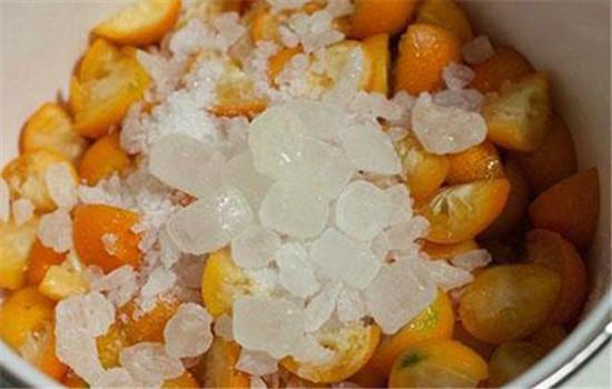 冰糖金桔的功效 润肺止咳冰糖金桔做法必看
