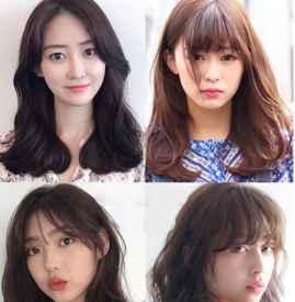 女生圆脸适合什么发型 三种发型完美修饰脸型