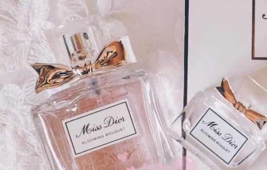 迪奥的花漾甜心香水什么味 轻盈的甜美活泼的大方