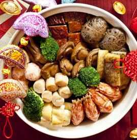 除夕吃什么传统食物 中国的传统美食