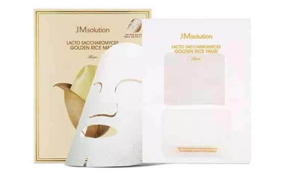 jm大米面膜挤不过去 循序渐进的护肤步骤