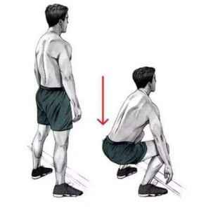 深蹲的好處 健身必不可少的動作