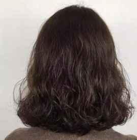 木马卷可以烫永久的吗 层层叠叠的精致卷发
