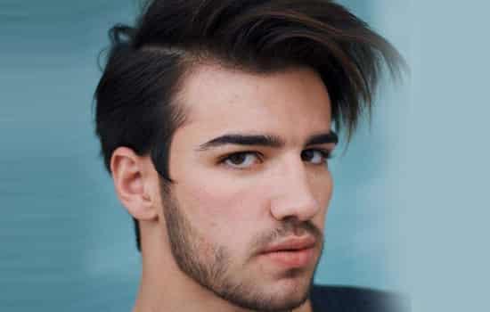 男生脸宽适合什么发型 修饰脸型干净短发