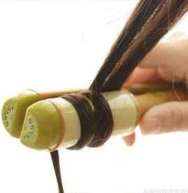 男士卷发棒教程 自己也能在家做头发
