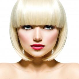 长型脸,高颧骨,什么是真正重要的发型