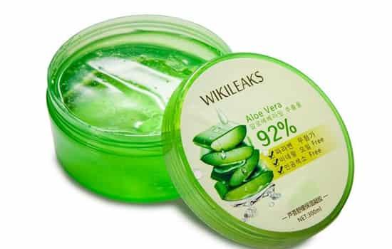 晚上芦荟胶的使用顺序 滋润补水的护肤秘诀