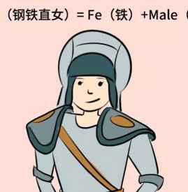 直女是什么意思 和钢铁直男是同一星球生物