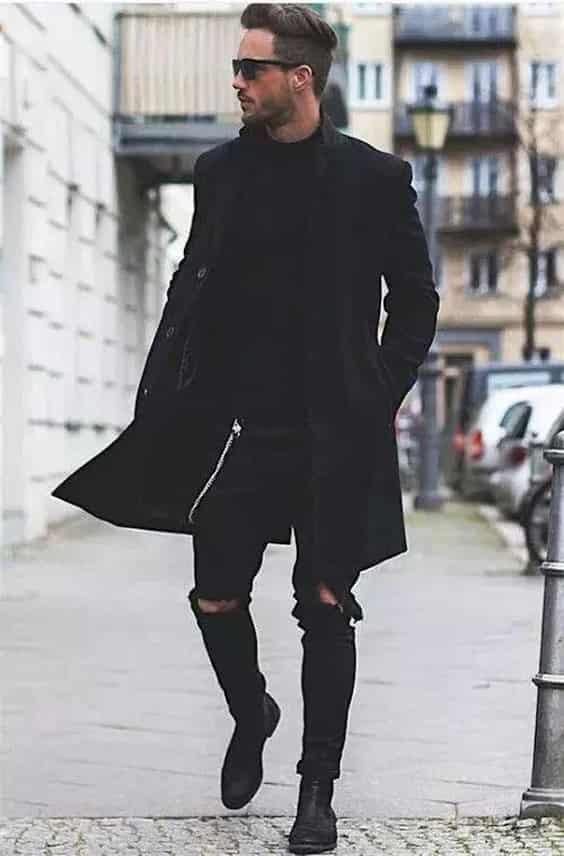 三十岁男人衣服搭配 成熟稳重气质尽显