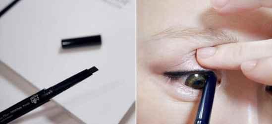 迪奥眼线笔怎么用法 画对了才有迷人电眼